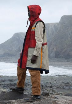 Woolrich x Griffin Studio Reimagines Performance Wear Through the Lens of Americana Mens Fashion, Fashion Outfits, Fashion Labels, Bradley Mountain, Active Wear, Menswear, Studio, Boots, How To Wear
