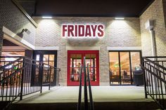 TGI Fridays Is Trying A New Restaurant Design To Bring In Younger Customers