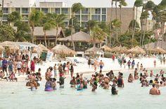 memorial weekend aruba