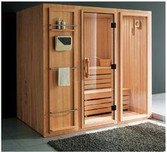 Dry Sauna Kits Indoor