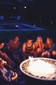 Summer nights...