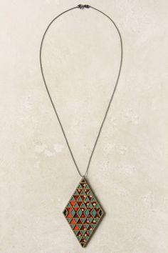 Diamond Necklace :-)