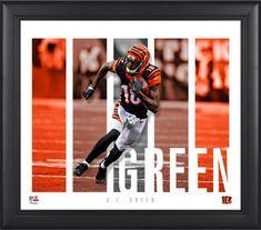 613b4873c3f A.J. Green Cincinnati Bengals Framed 15