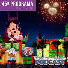 Publicação: 24 de outubro de 2016Duração: 00:11:34VPO Podcast - RSSVPO Podcast - iTunesdownloadOlá amigos, Bem-vindos ao45º. ProgramadoPodcast do Viajando para Orlando, gravado...