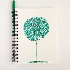 Tree by Madeline Trait