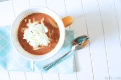 Lasagna Soup - (S)   All the comforting flavor of traditional lasagna casserole presents itself in this simple, easy-to-make, THM friendly lasagna soup. www.TrimHealthyMama.com