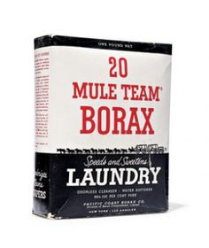 uses for borax. Rid roaches, laundry detergent,  pet bed fleas,  and more