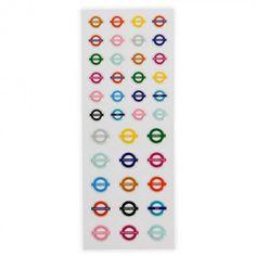 TFL London Underground Stickers, Paperchase