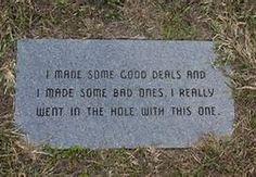Funny Gravestones - Bing Images