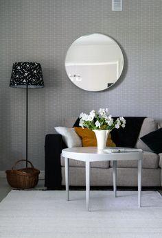 Ikea, Sweet Home, Living Room, Mirror, Furniture, Home Decor, Decoration Home, Ikea Co, House Beautiful