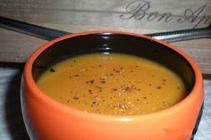 Soupe de lentilles Corail thermomix