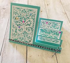Created by Jessica McAfee using the Die'sire Kinetic Dies by #crafterscompanion