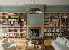 Farrow & Ball's Oval Room Blue Remodelista-8