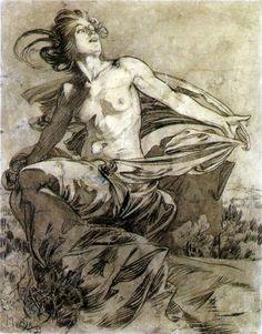 ART & ARTISTS: Alphonse Mucha - part 4