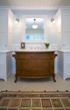 Bathrooms – Freestanding Or Built In?