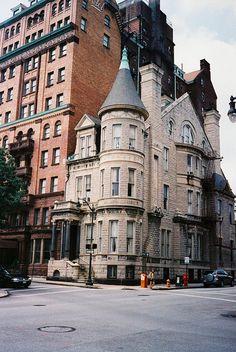 Victorian, Baltimore, Maryland