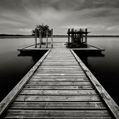 Wooden Jetty   View On Black Taken not long after sunrise on…   Flickr