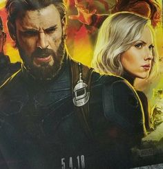 Freaking out about this new Infinity Wars poster with Romanogers