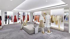 3ec54b894ca Michael Kors debuts new store design Uk Retail, Interior Design Business,  Store Interiors,
