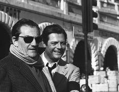 Luchino Visconti, Marcello Mastroianni