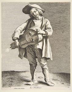 Anne Claude Philippe de Tubières, comte de Caylus | The Hurdy-Gurdy Player | The Met