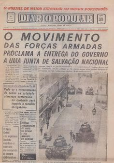 Porto City, Fidel Castro, Lisbon Portugal, Carnations, Old Pictures, Civilization, My Love, Military Service, Military Dictatorship