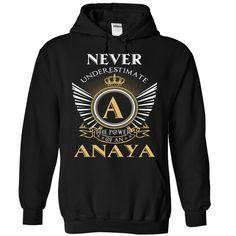 (Tshirt Nice Gift) 20 Never ANAYA Tshirt-Online Hoodies Tees Shirts