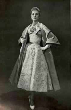 Pierre Balmain Outfit - 1950