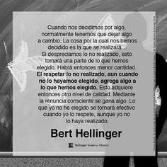 23 Mejores Imágenes De Frases De Bert Hellinger