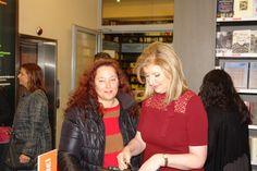 Electra Koutouki,Arianna Huffington,  #Greek-American #authors #Huffington #Thrieve #books #Greece  Ηλέκτρα Κουτούκη, Αριάννα Χάφινγκτον #Electra #journalist