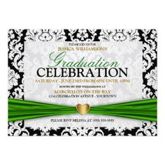 Graduation announcement formal invitation by snicoledesigns 1000 gold heart graduation party invitation we provide you all shopping site and all informations in our go to store link you will see low prices onshopping stopboris Images