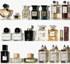 Fragrance Wardrobe with the 12.29 Sisters | The Violet Files