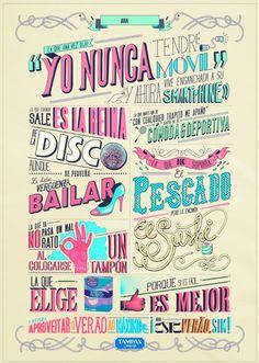 Infografía de Tampax (Fuente Original: http://www.socialetic.com/httpwww-socialetic-cominfografia-de-tampax-estilos-de-vida-mujer.html/)