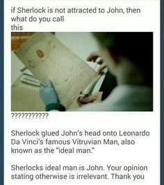 AND YOURE TELLING ME JOHNLOCK ISNT REAL?