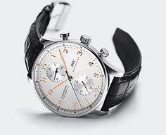 IWC Schaffhausen | Fine Timepieces From Switzerland | Forum | Why i can not find int the website my watch?
