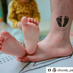 Cute Baby Tattoo Cage Tattoos, Foot Tattoos, Dallas Cowboys Tattoo, Tattoos For Guys, Tattoos For Women, Punisher Tattoo, Betty Boop Tattoos, Baby Tattoo Designs, Cowboy Tattoos