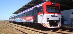 CRÓNICA FERROVIARIA: Misiones: Problemas sindicales en el tren de pasaj...