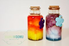 10 experimenty s vodou, ktoré môžete urobiť doma Diy And Crafts, Crafts For Kids, Toddler Activities, Art For Kids, Mason Jars, Water Bottle, Teaching, Education, Montessori