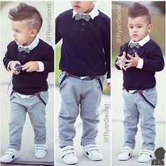 This will be my son! He's gonna have THE coolest hair!!!