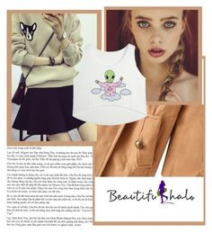 """""""BEAUTIFULHALO 7"""" by almedina-bojic ❤ liked on Polyvore featuring bhalo"""