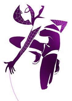 Spider-Gwen by Sho Murase