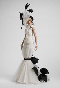 """""""Scintillating Ashleigh"""" Antoinette doll, 2009 Collection by Robert Tonner"""