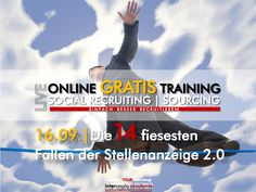 Stellenanzeige 2.0 - die 14 fiesesten Fallen im Online-Personalmarketing by @_intercessio via @slideshare