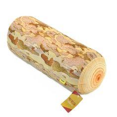 3D Novelty Stump Log Wood Throw Pillow Sycamore Tree Cushion Home Office Car Soft Decor