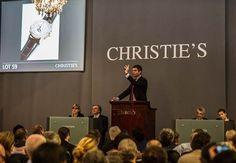 MAISON MADAME: LE NEWSROOM DE MADAME @ CHRISTIE'S GENEVA