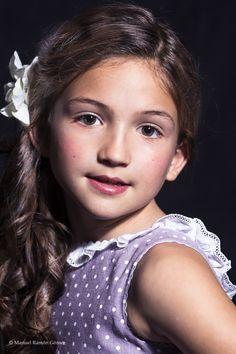 Fotografía de Retrato Modelos Infantiles Oviedo Fashion Week Babette
