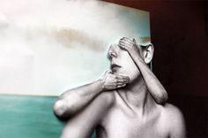 Hands by Sarah Clement, via Behance