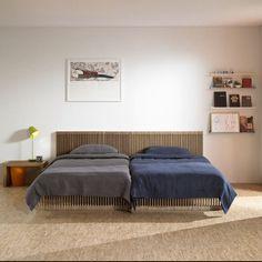 manufakum bedroom : twine plybed