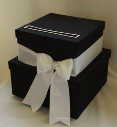 Wedding Card Box! (I want dark purple boxes though)