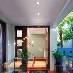 STRING - Recessed spotlight, ideal for the lighting of stairs, corridors, entrances. #LED #light_e_design #design #illumination #lamp #lightdesign #lighting #lamp #pendant #iluminacion #decor #office #decoracion #lampara